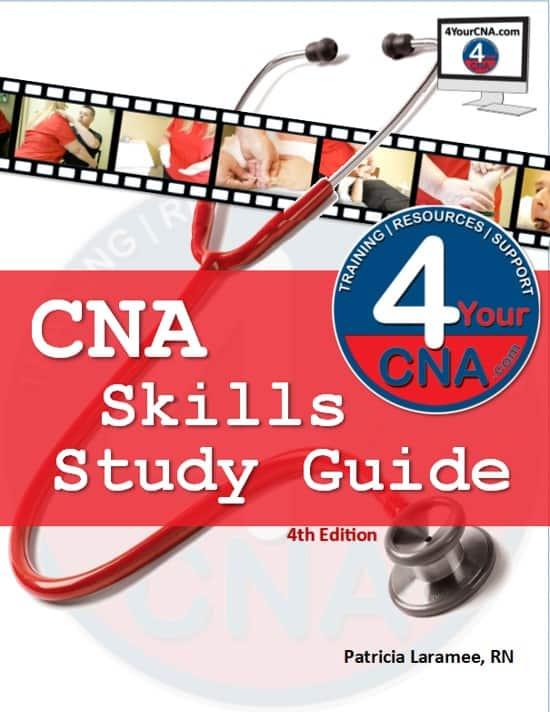 CNA Skills Study Guide 4th ed