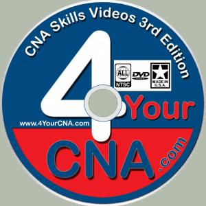 CNA Skills DVD
