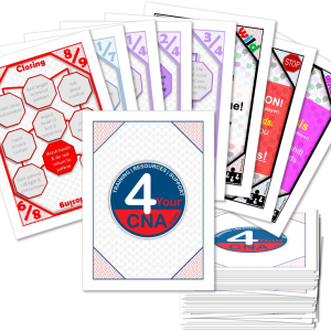 CNA Principles Card Game