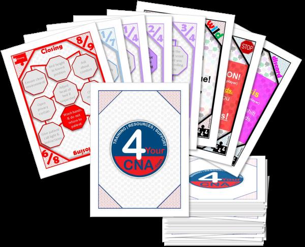 CNA Principles Card Game
